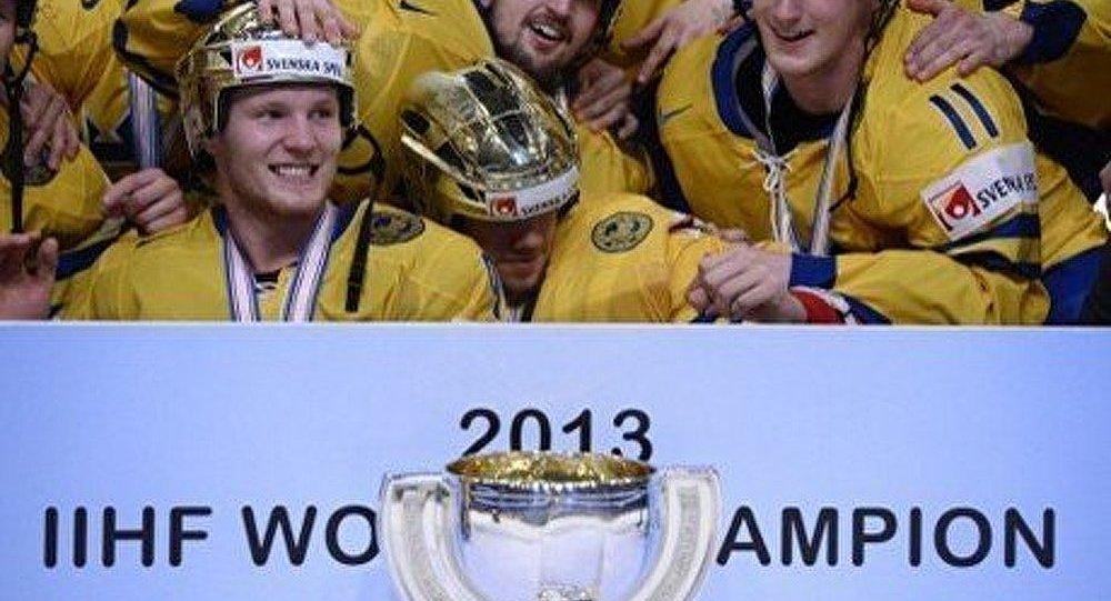La Suède championne du monde 2013 de hockey sur glace