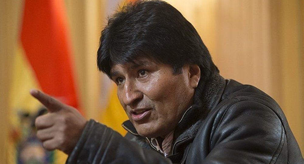 Evo Morales : maïs, « graine d'or », quinoa et vin de coca