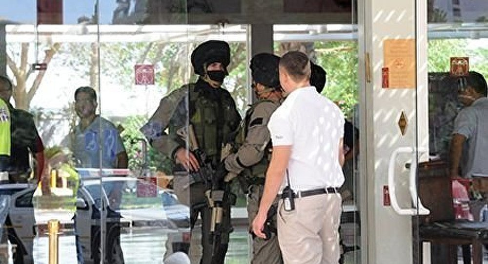Israël : 5 blessés dans le braquage d'une banque