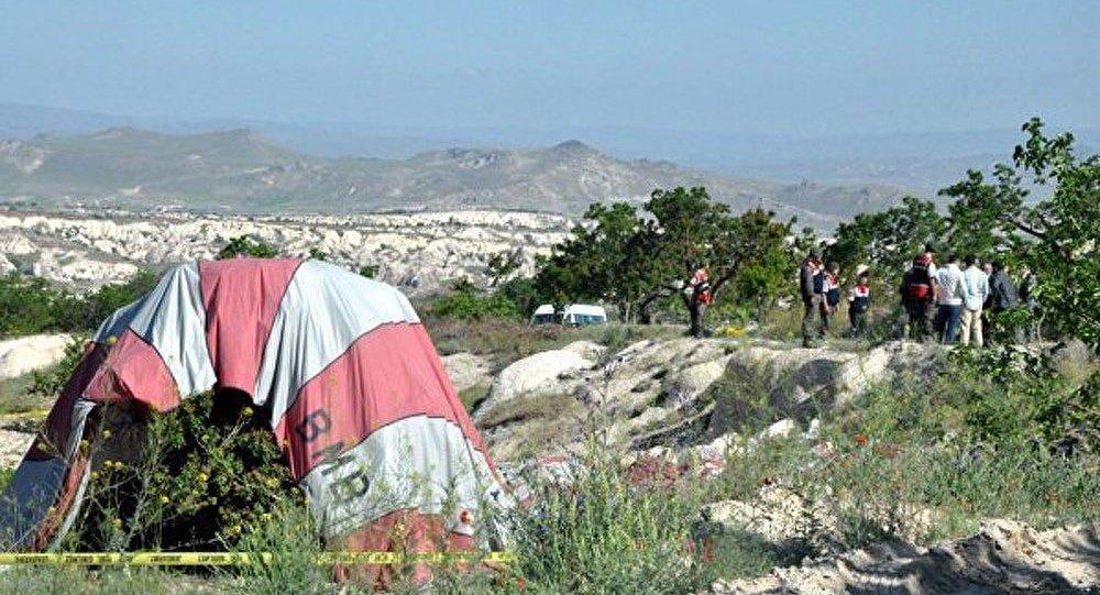 Turquie/accident de montgolfière : le nombre de victimes est en hausse