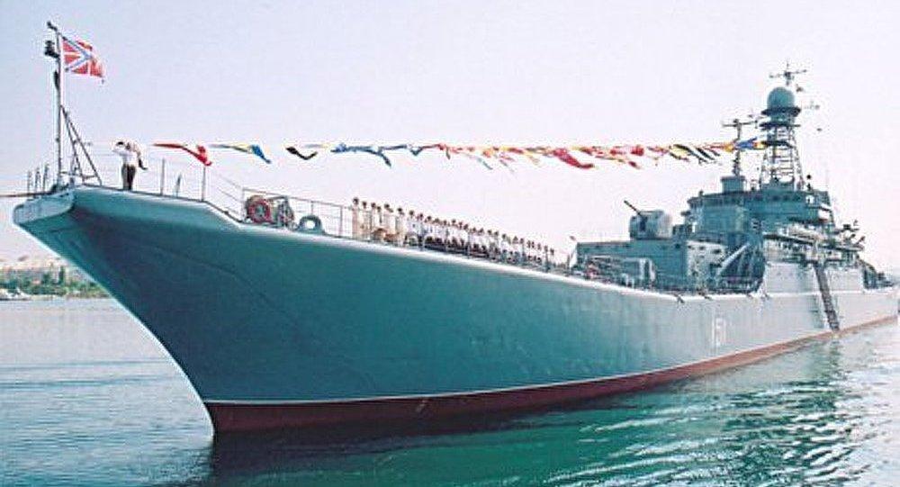 Deux navires ont rejoint l'escadre méditerranéenne russe