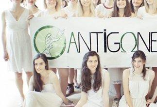 Les Antigones : des Anti-Femen ?