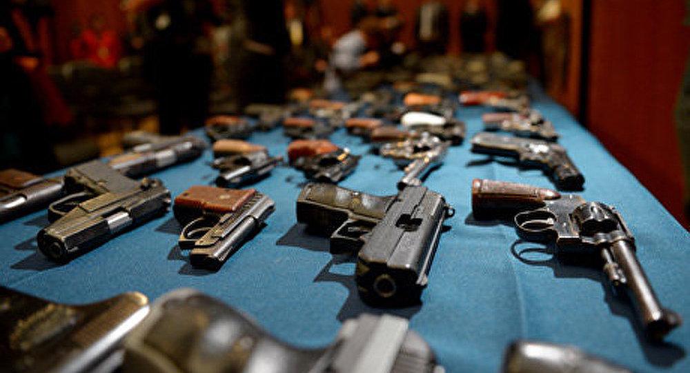 Plus de 60 pays signent le traité sur le commerce des armes