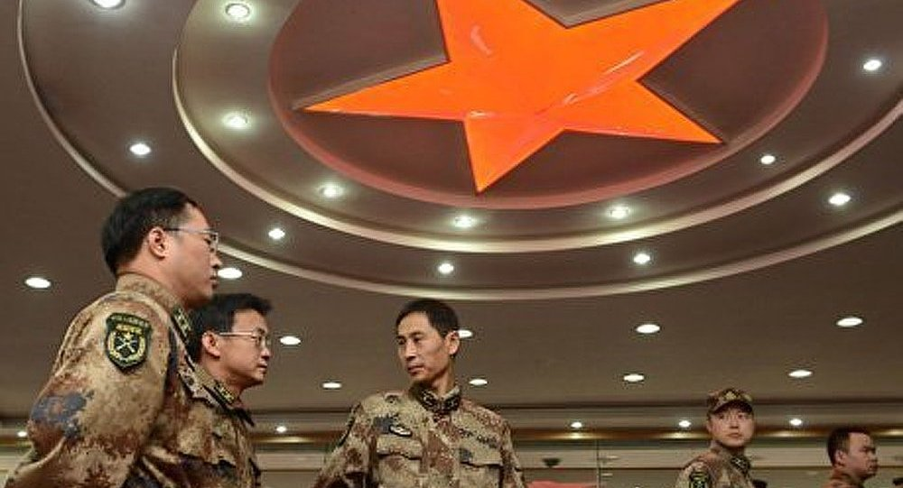 Que cachent les tunnels de l'armée chinoise ?