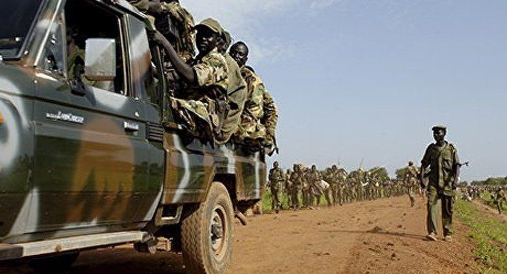 L'armée du Soudan a envahi le Soudan du Sud