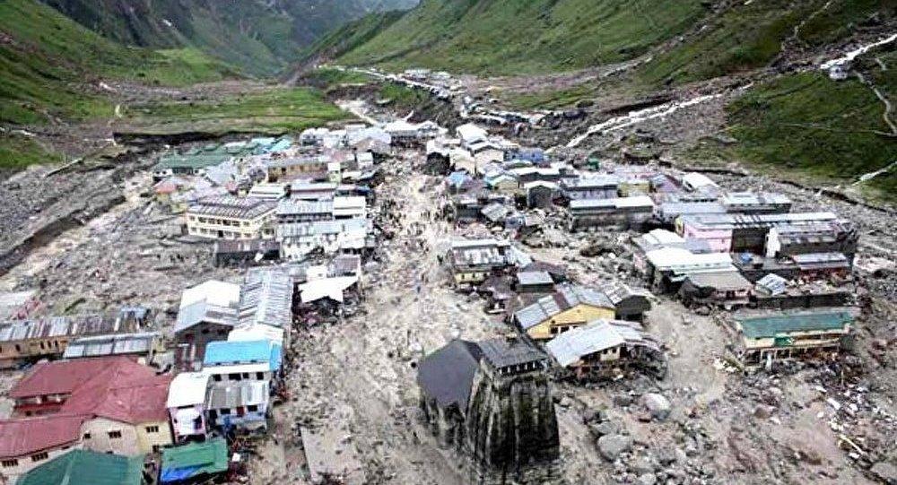 Les inondations en Inde ont tué 10000 personnes
