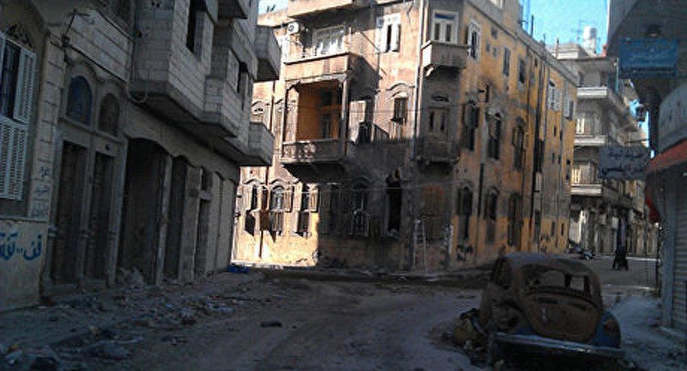 Les troupes syriennes effectuent un nettoyage des anciens quartiers de Homs