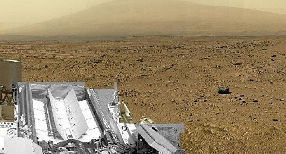Les microbes peuvent coloniser Mars