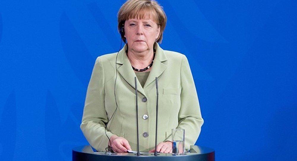 Merkel appelle l'UE à mieux protéger l'information confidentielle
