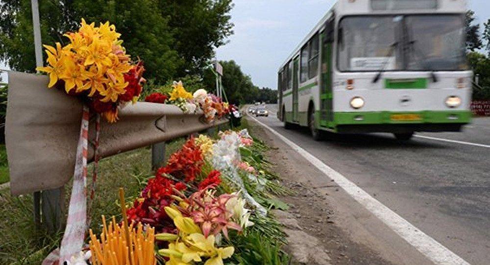 Journée de deuil à Moscou