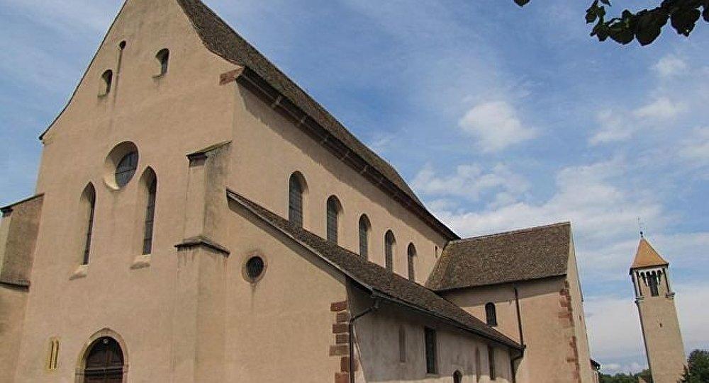 Culture, portraits, destins. Eschau en Alsace