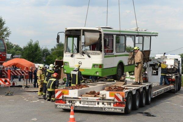 Accident de la route mortel : deuil dans la capitale et la région de Moscou