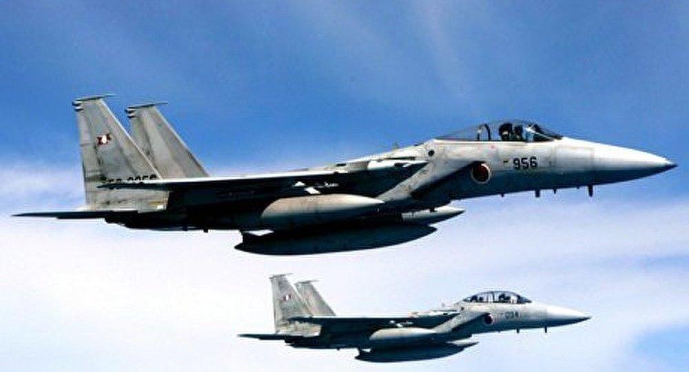Le Japon fait décoller des chasseurs pour intercepter des bombardiers russes
