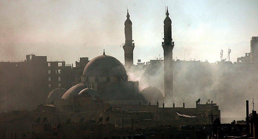 Guerre en Syrie, immixtions et désinformation