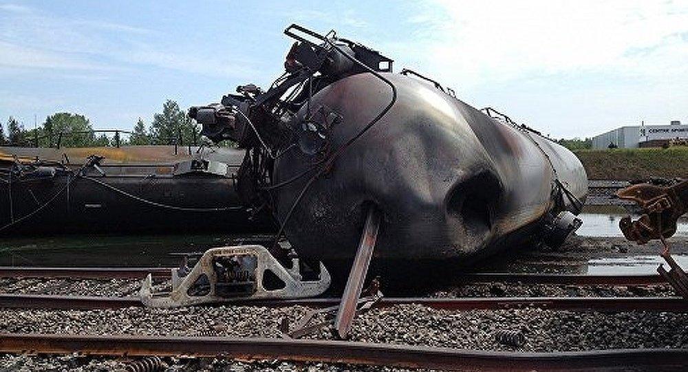 Des freins défectueux pourraient être à l'origine de l'accident ferroviaire au Canada