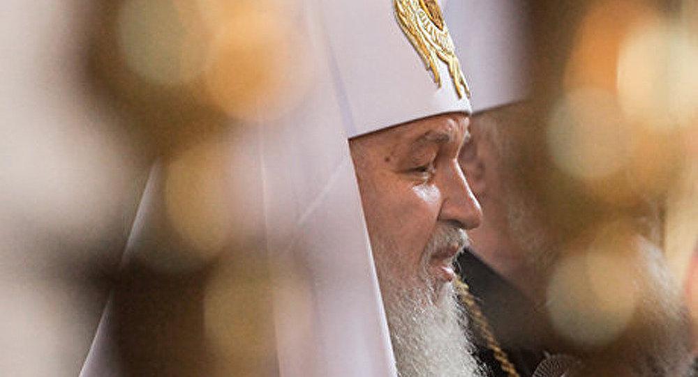 « Le mariage de même sexe prédit l'apocalypse » (le patriarche Cyrille)