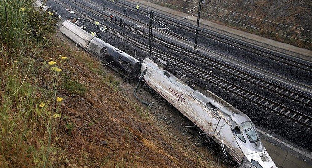 Accident de train en Espagne : concours de circonstances tragique