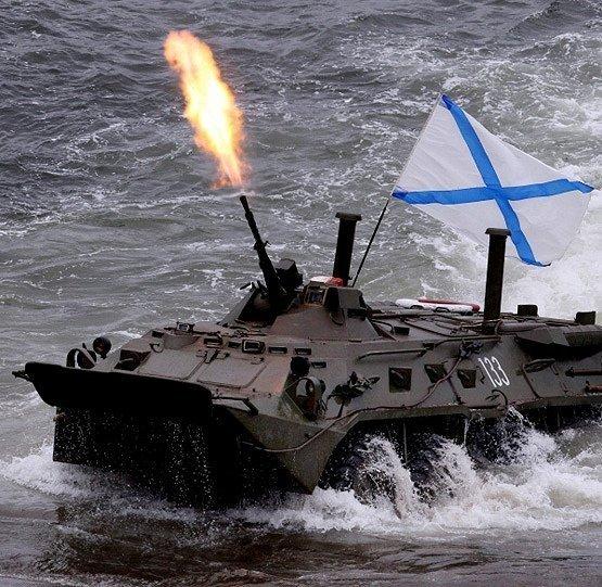 Les marins célèbrent leur fête