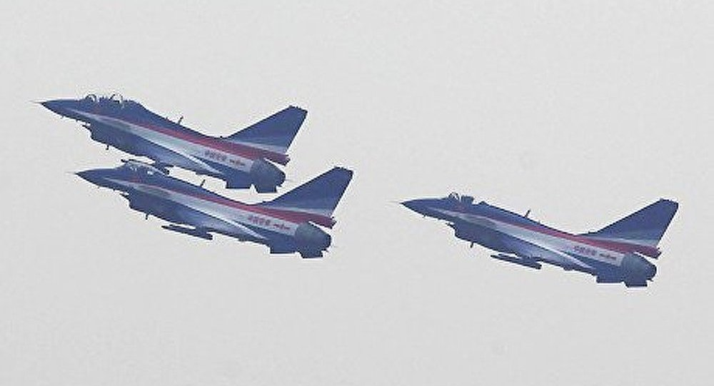 La nouvelle génération d'avions de détection chinois