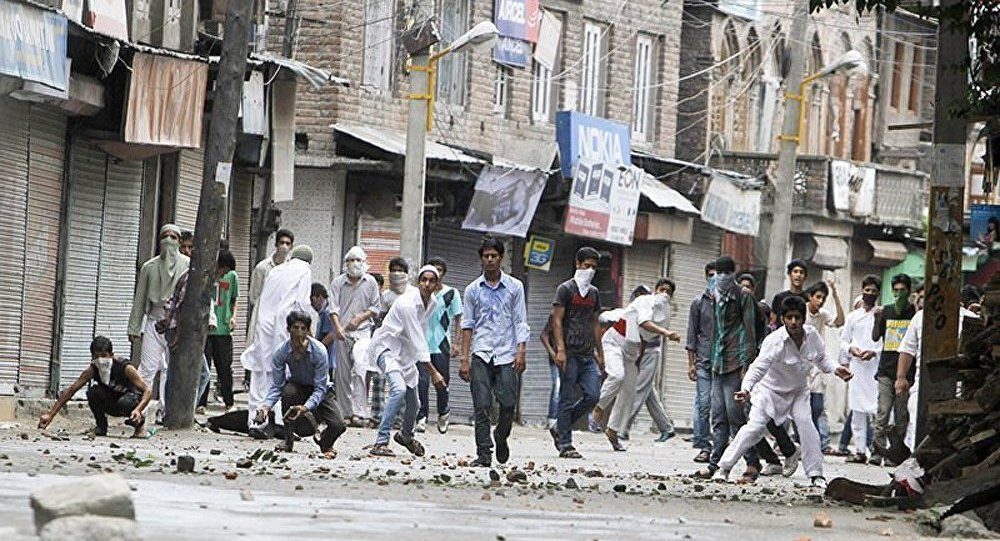 Inde : des dizaines de blessés dans des émeutes