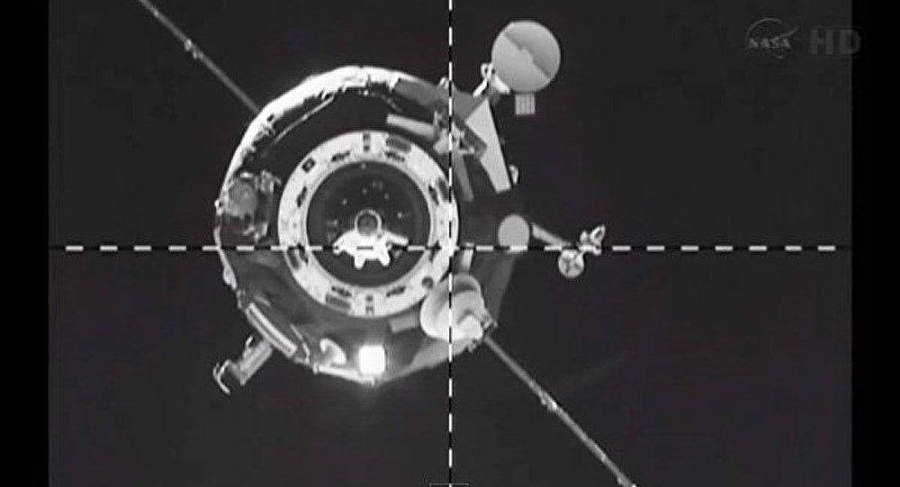 Le vaisseau japonais s'est amarré à l'ISS