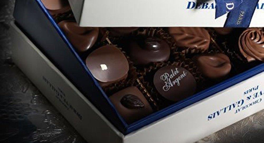 Le « chocolat des rois » Debauve & Gallais est désormais accessible aux Moscovites