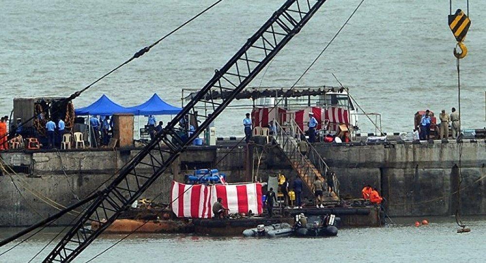 Explosion à bord d'un sous-marin indien : l'avis d'un analyste