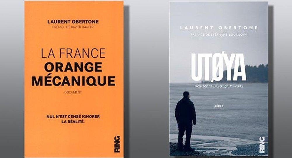 Entretien exclusif avec Laurent Obertone, auteur d'Utøya, qui sort cette semaine