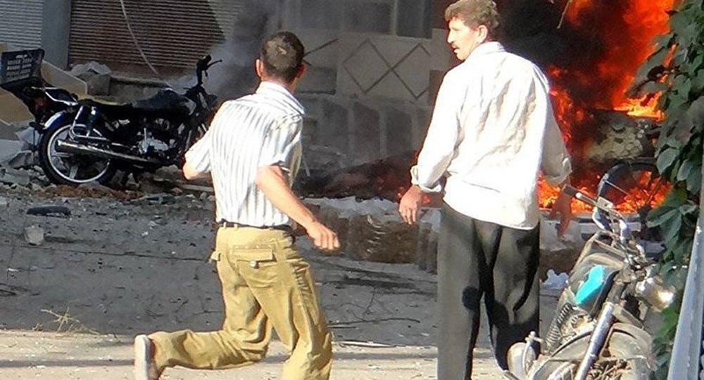 Ministère russe des Affaires étrangères : une arme chimique utilisée par les rebelles contre Damas