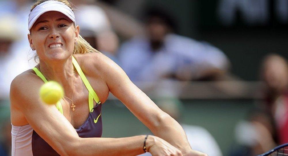 Sharapova ne participera pas à l'US Open
