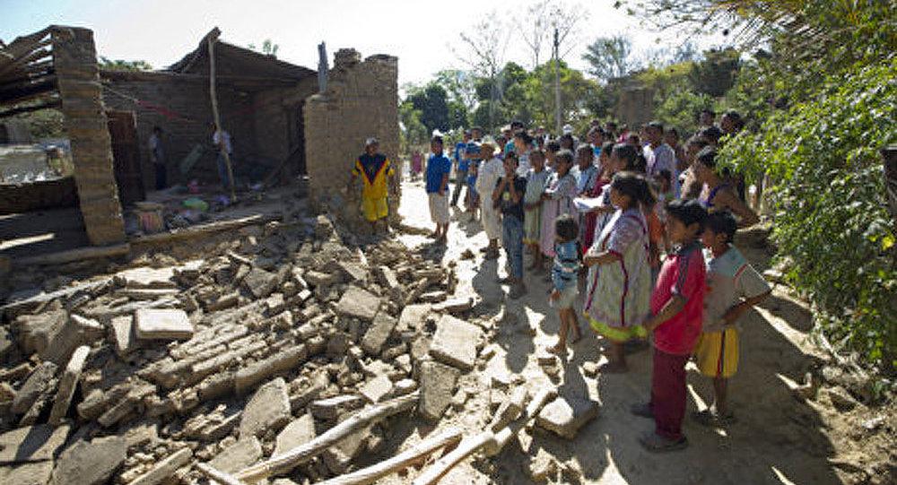 Un séisme de magnitude 6,0 au Mexique