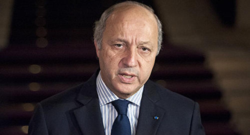 Laurent Fabius : l'opposition syrienne confirme l'utilisation du gaz sarin (vidéo)