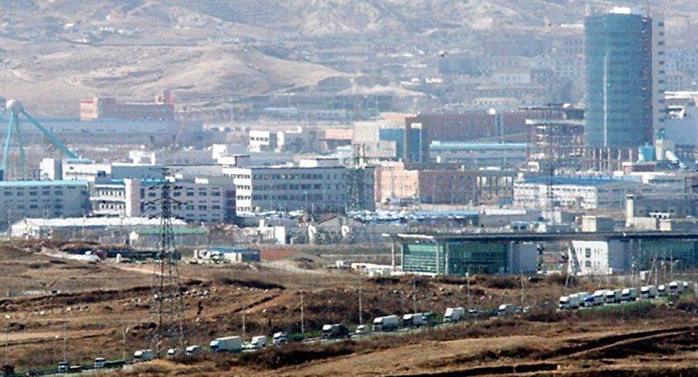 Kaesong : les sud-coréens ont franchi la frontière