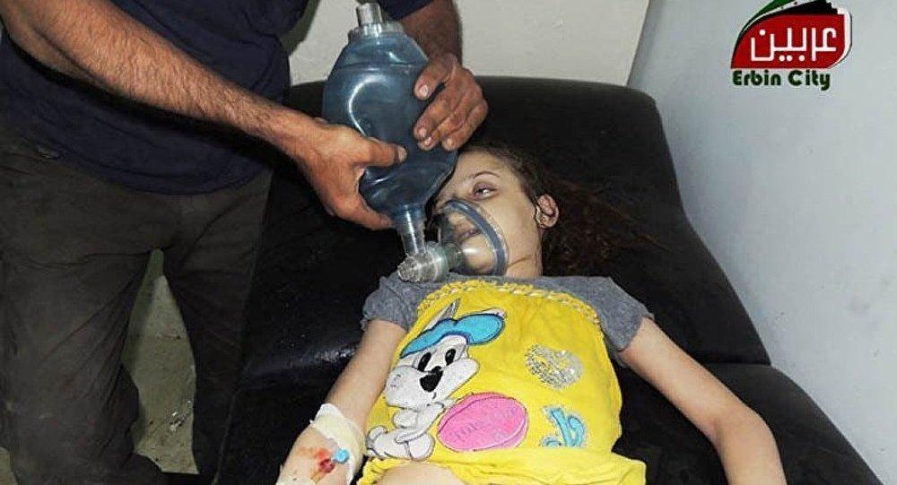 Les armes chimiques ont tué plus de 300 Syriens, plus de 3000 intoxiqués