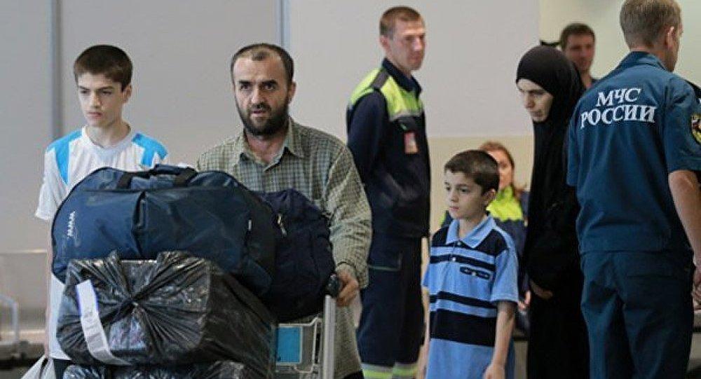 Syrie : la Russie évacue ses ressortissants