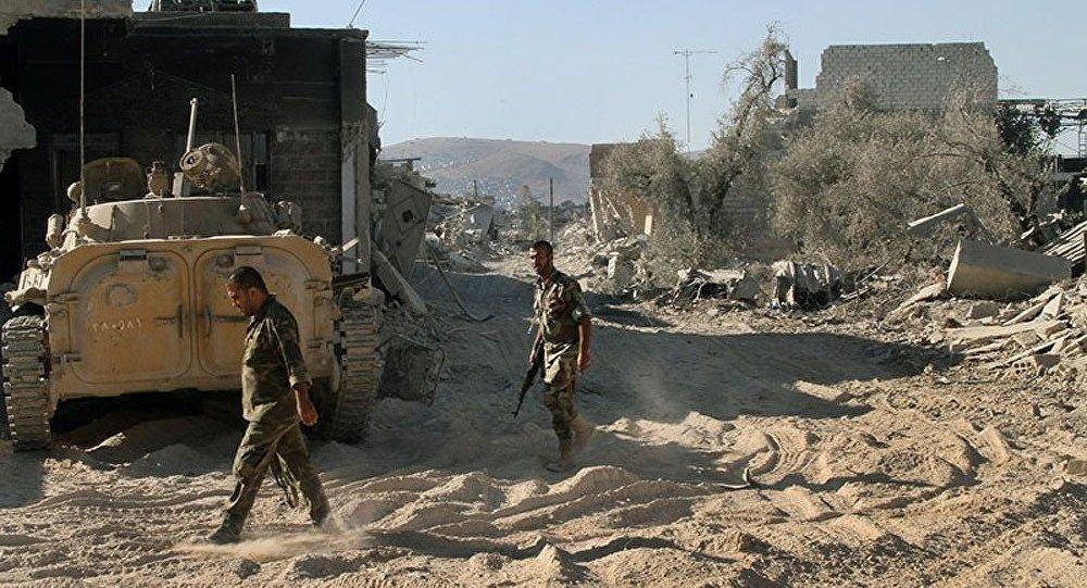 Les risques d'une opération militaire en Syrie