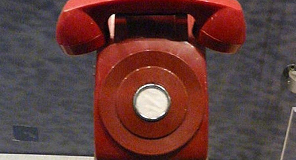 L'anniversaire du « Grand téléphone rouge »