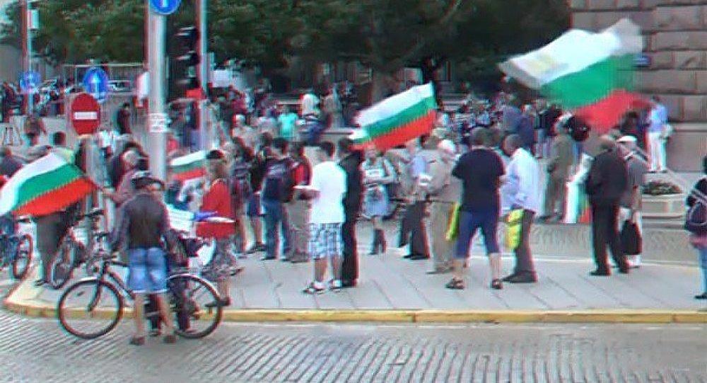 Bulgarie : manifestations contre le gouvernement