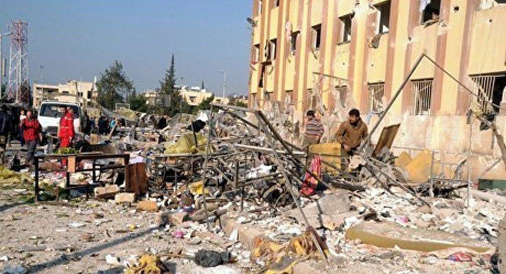 Ministère des Affaires étrangères de Russie : les projectiles utilisés à Alep ont été artisanaux