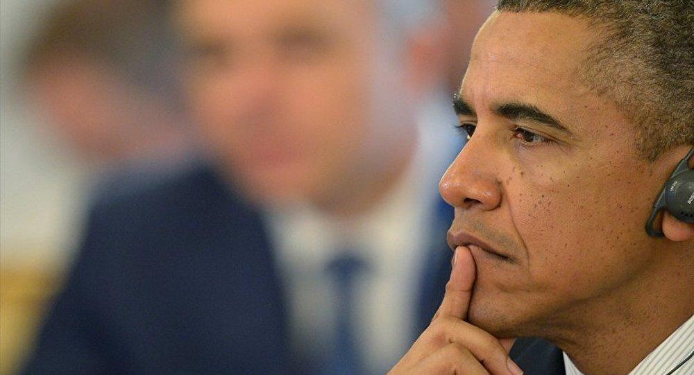 La majorité des Américains défavorables à la politique étrangère d'Obama