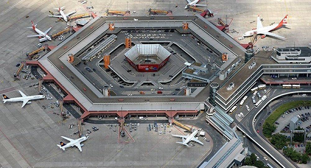 Allemagne : fuite d'un produit toxique dans l'aéroport de Berlin