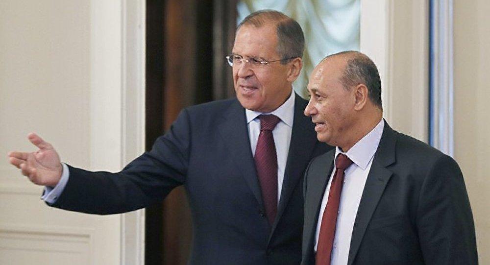 La Russie soutient le rétablissement de la Libye