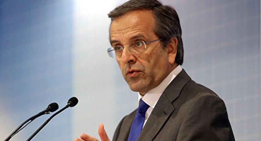 Le PM grec : le pire de la récession est presque terminé