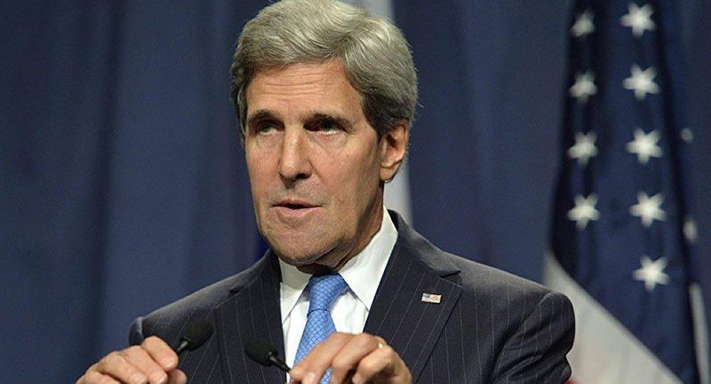 Kerry a reconnu que l'opposition syrienne a des armes chimiques