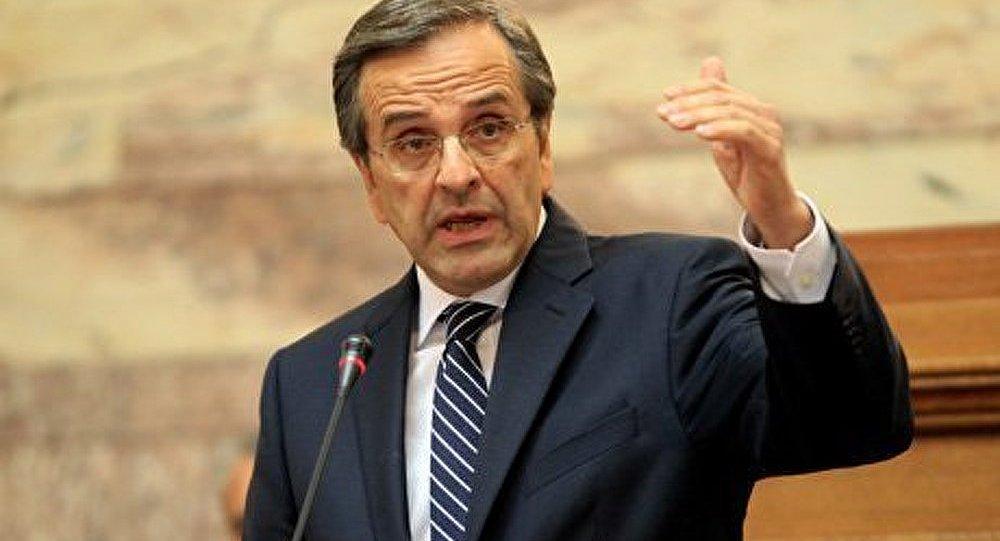 Le premier ministre grec résolu à mettre fin à l'extrémisme