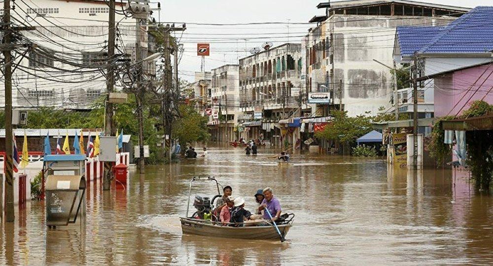 Inondation en Thaïlande : 30 morts