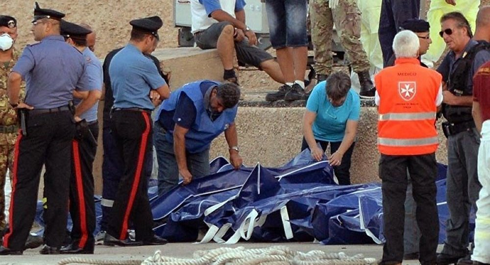 Plus de 300 corps retrouvés après le naufrage de Lampedusa (garde-côtes)
