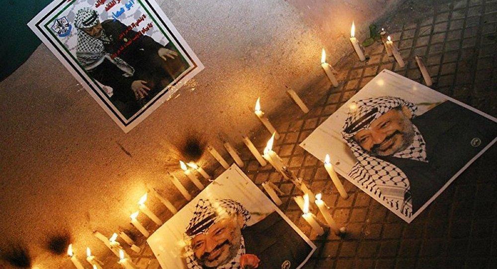 Arafat n'a pas été empoisonné au polonium (FMBA)