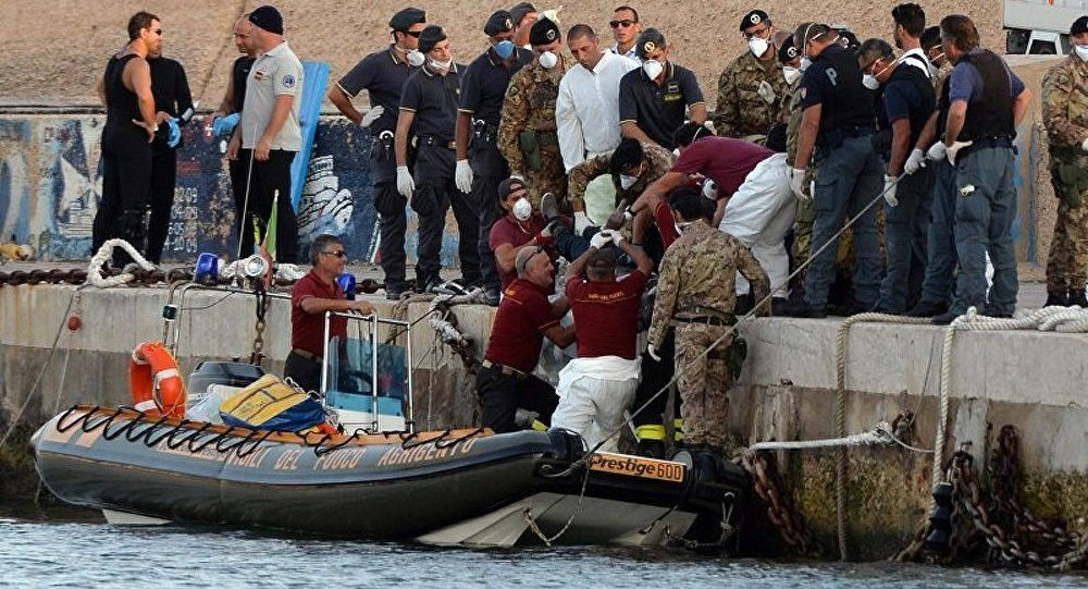 L'Europe, terre d'accueil des migrants
