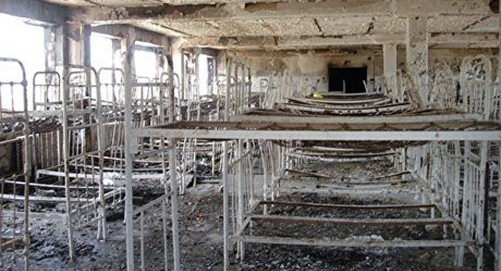 250 personnes évacuées à cause d'un incendie dans un pénitencier à Khabarovsk